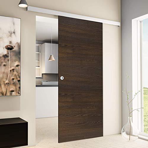 Holz-Schiebetür 880 x 2035 mm