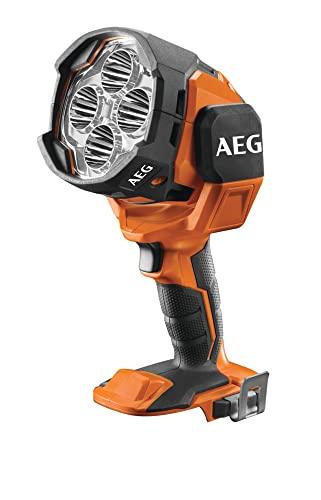 AEG Akku Baustrahler LED mit Dimmfunktion