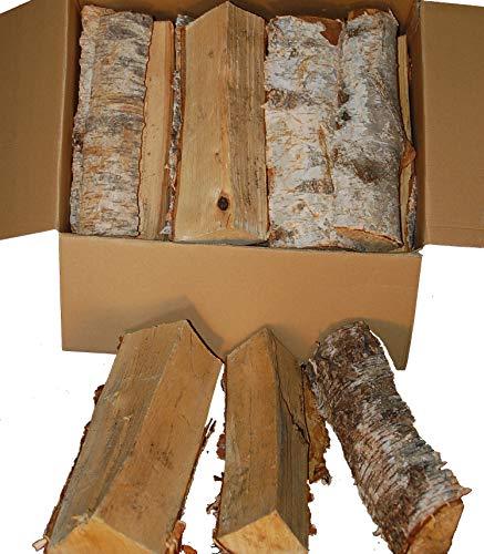 BIRKE 18Kg Kaminholz, Brennholz, Feuerholz, ofenfertig