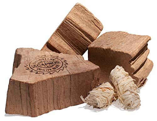 Acapnos Premium Brennholz Buche 5cm Scheiben getrommelt